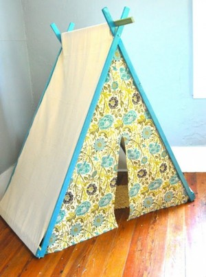 Палатка-вигвам
