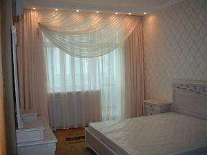 Как подобрать тюль для спальни